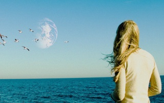Another Earth Sky wallpapers and stock photos