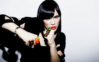 Jessie J cool wallpapers and stock photos