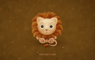 Mac OS X Lion wallpapers and stock photos