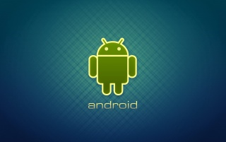 Next: Blue Android