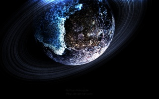 Raue Looking Planet wallpapers and stock photos