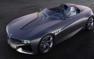 bmw-vision-concept wallpapers and stock photos