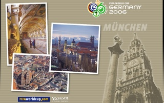 World Cup Munchen wallpapers and stock photos