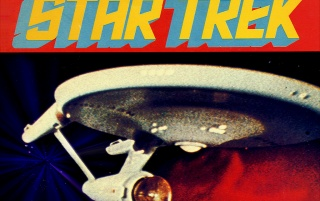 Startrek Magazine 1976 wallpapers and stock photos