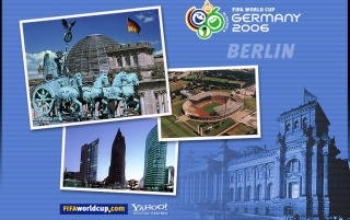 Random: World Cup Berlin