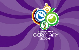 Random: World Cup purple