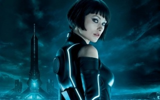 Olivia Wilde Tron wallpapers and stock photos