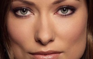 Random: Olivia Wilde Close-up