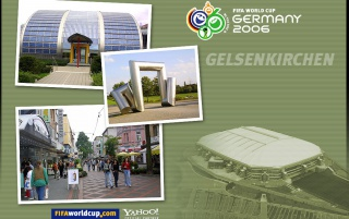 Gelsenkirchen 2006 wallpapers and stock photos
