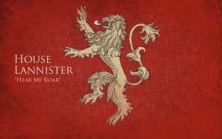 Juego de Tronos: Casa Lannister wallpapers and stock photos