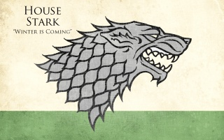 Game of Thrones: House Stark wallpapers and stock photos