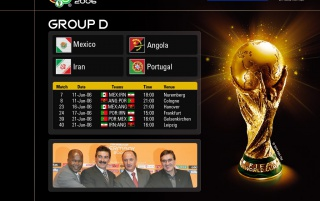Previous: World Cup group D