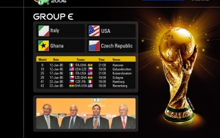 World Cup group E wallpapers and stock photos