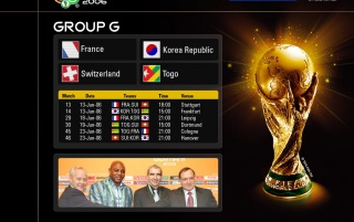 World Cup group G wallpapers and stock photos