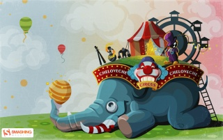 Circus wallpapers and stock photos