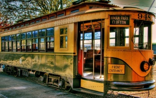 Old Tramway wallpapers and stock photos