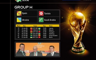 World Cup group H wallpapers and stock photos