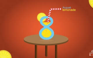August Lemonade wallpapers and stock photos