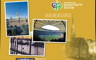 Random: World Cup Hamburg