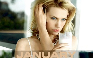 January Jones Morning wallpapers and stock photos