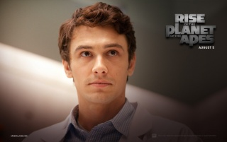 Rise of the Planet of the Apes: James Franco wallpapers and stock photos