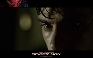 The Amazing Spiderman: Peter Close-up wallpapers and stock photos