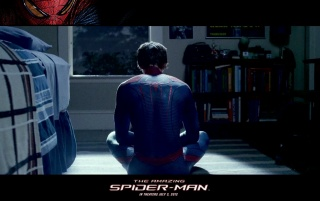 The Amazing Spiderman 2012 wallpapers and stock photos