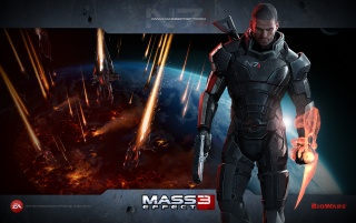 Mass Effect 3 wallpapers and stock photos