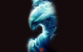 DOTA 2 - Morphling wallpapers and stock photos