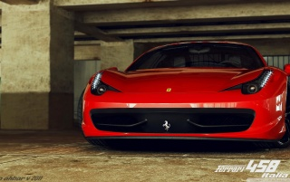 Ferrari 458 Italia wallpapers and stock photos
