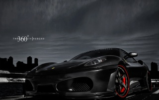 Ferrari 360 forged wallpapers and stock photos