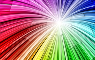 Radial rainbow wallpapers and stock photos