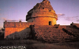 Random: Chichen-Itza Pre-Hispanic City