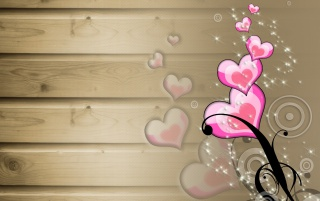 Gift hearts wallpapers and stock photos