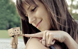 I Like Danbo wallpapers and stock photos