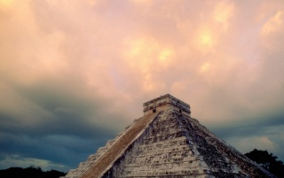 Mexico Pre-Hispanic City wallpapers and stock photos