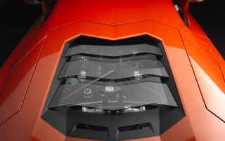 Previous: Lamborghini Aventador LP 700-4 Engine Cover