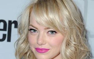 Emma Stone Blonde wallpapers and stock photos