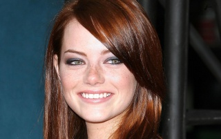 Emma Stone Smile wallpapers and stock photos