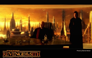 Revenge of the Sith Fleet Card wallpapers and stock photos