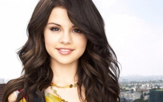 Selena Gomez p�rul lung wallpapers and stock photos