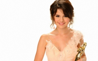 Selena Gomez Award wallpapers and stock photos