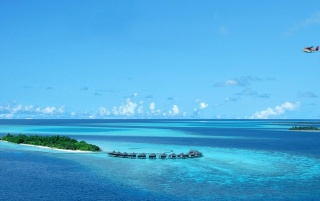 Komandoo Island Maldives wallpapers and stock photos