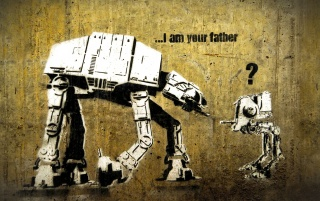 I am Your Father ? wallpapers and stock photos