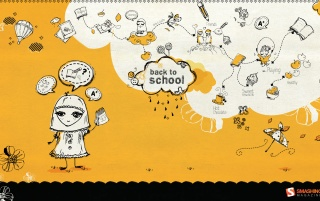 Back to school wallpapers and stock photos