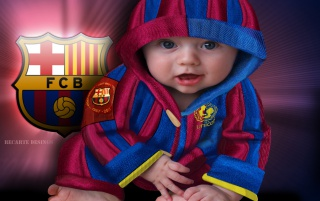 Baby Barca wallpapers and stock photos