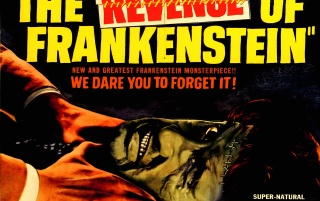 The Revenge of Frankenstein! wallpapers and stock photos