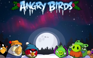 Next: Angry Birds Seasons