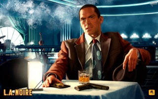 L.A. Noire wallpapers and stock photos