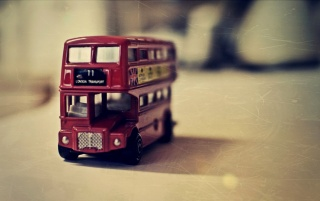 Random: Double Decker toy